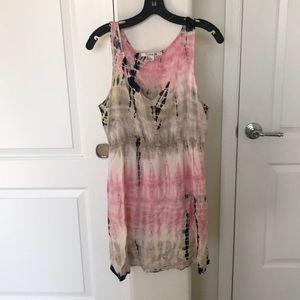 Forever21 tie-dye dress